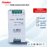 Dr-120-24 24VDC 5A AC/DC DIN Rail Power Supply,