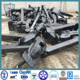 40kg to 46000kg Cast Steel Ship Hall Anchor with Certificate