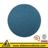 Zirconium Oxide Hook & Loop Sanding Paper for Stainless Steel