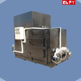 Gas Incinerator for Household Waste Handling Without Smoke and Odor