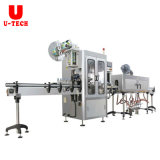 High Speed Automatic Bottle Label Shrink Sleeve Labeling Machine