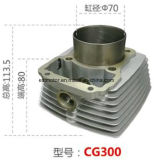Motorcycle Accessory Motorcycle Cylinder for Cg300