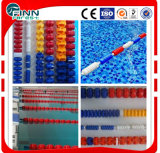 6cm Diameter Swimming Pool Lane for International Competition