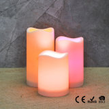 Flameless LED Tea Lights Fill in Metal Candle Lanterns Functional and Delightful Wedding Favors
