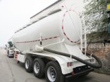 Chinese Manufacturer Bulk Cement Tank Semi Trailer with V-Shape