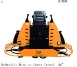 Hydraulic Concrete Ride on Power Trowel Machine Helicopter Gyp-78h with Honda Gx690 Engine
