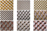 Aluminum Coil Drapery with Colourful Coating for Buliding Curtain