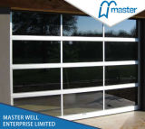 Commercial Double Steel Glass Doors with CE Certification