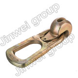 Concrete Panel Lifter Hardware Ring Clutch (1.3t, Painting, galvanized)