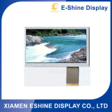 4.3 TFT resolution 480X272 high brightness with Capacitive Touch panel