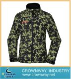 Fleece Windproof Outdoor Waterproof Softshell Jacket for Men (CW-LSOFTS-1)