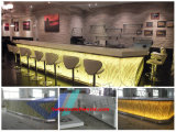 Modern Bank Bar Counter Solid Surface Bar Table