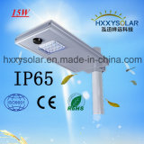 15W Solar Power Energy All-in-One Waterproof LED Street Light