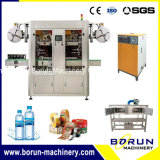 Double Heads Shrink Labeling Machine for Plastic Bottles