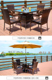 Seaside High Handmade Rattan Chair