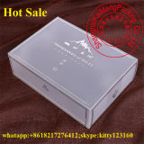 Wholesale Package Clear Pet Transparent Plastic Gift Box for Promotion