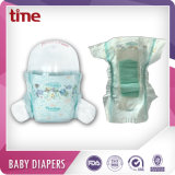 High Quality Super Absorpbent Disposable Baby Diaper with Elastic Waistband