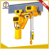 Ultra Low-headroom type Electric Chain Hoist