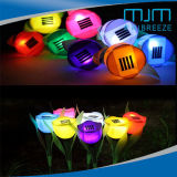 2018new Style Flower Outdoor Solar Light Flower Garden LED Lighting