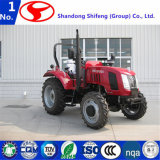 80 HP Agricultural Machinery Diesel Farm/Farming/Garden/Compact Tractor with Agriculture Implement