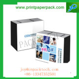 Bespoke Logo Priented Gift Box Toy Box Custom Packaging with Customized Handle for Electronics