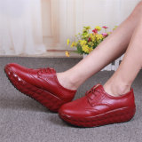 New Style of Women Leather Shoes Dance Shoes (FTS1020-18)