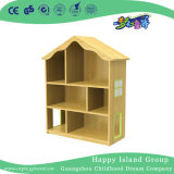 School House Model Children Wooden Books Cabinet (HG-4602)