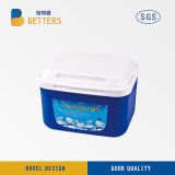 Rotational Plastic 22L 32L 52L Cooler Box for Food Storage