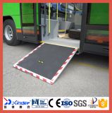 Loading Wheelchair Ramp Electric Wheelchair Ramp for Bus with Ce Certificate