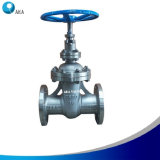 Stainless Steel A351 CF8m Flanged Gate Valve From Wenzhou