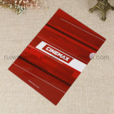Custom A4 Size Business Plastic File Folder for Promotional Gifts