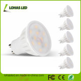 Energy Saving LED Light Bulb GU10 6W 6000K Cold White 50W Replacement for Halogen Bulb with 2 Year Warranty Super Brightness LED Spotlight for Home Lighting