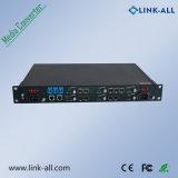 10/100/1000/10g Ethernet SFP Fiber Optical Ethernet Media Converter