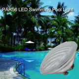 White Color PAR56 LED Bulb Light with IP68 for Swimming Pool