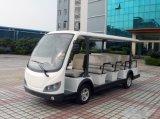 Luxury Cheap Price Electric School Bus Elegant City Shuttle Mini Bus
