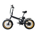 Foldable 20 Inch Fat E Bike Children Lady E Bike Bicycle