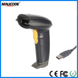 1d Laser Handheld Barcode Scanner, 200 Scans/Sec High Speed Wired Barcode Reader, Ce, FCC. RoHS Approved, Best for Retail Supermarket, E-Commerce, Mj2809