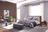 New Arrival Europe Modern Bed Double Bed