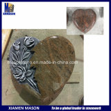 Heart with Carving Rose