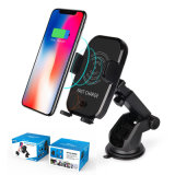 Qi Wireless Fast Automatic Car Charger Mount