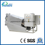 Automatic Screw Type Sludge Dewatering Machine for Chemical Sewage Treatment