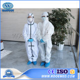 Ea-17 Cheap Medical Safety Disinfection Disposable Full Body Isolation Gown Protective Clothing