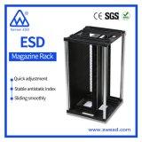 SMT ESD PCB Loader Unloader Magazine Safe Cheap Rack