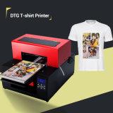 Ce Approved 3D Portable Digital Flatbed Tshirt Printer for Socks