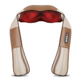 Heated Home Office Use Kneading Neck and Shoulder Massager Belt