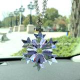 Christmas Crystal Snowflake Pendant Ornaments
