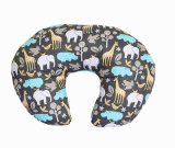 Memory Foam Breast Feeding Pillow, Baby Nursing Pillow