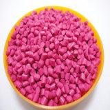 PE New Good Dispersion Pink Color Masterbatch