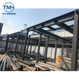 Reasonable Price Metal Sheet Steel Structure Building for Office