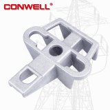 Adjustable Metal Stamping Anchor Brackets for Wire Cable